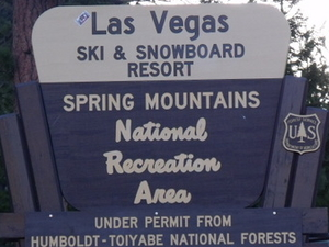 Las Vegas Ski and Snowboard Resort