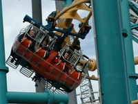 Time Warp Roller Coaster
