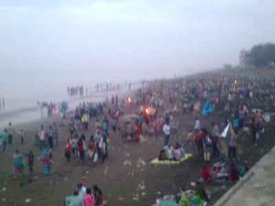 Tithal Beach