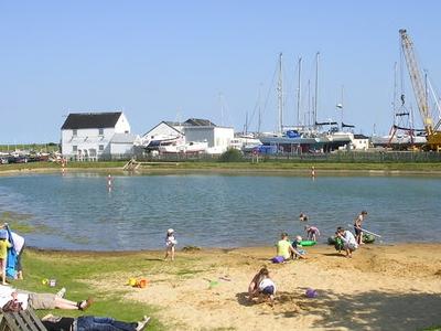 woodrolfe marina tollesbury essex