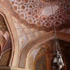 Tomb Ceiling Detail 2 C Tomb Of Akbar The Great 2 C Sikandra 2 C Agra