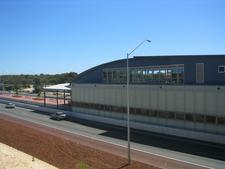 Transperth Murdoch Station Building Freeway South