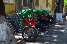 Tricycle Vietnam
