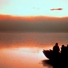 Tule Lake Sunset