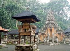Dalem Agung Padangtegal Temple