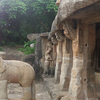 Udayagiri Cave Elephant