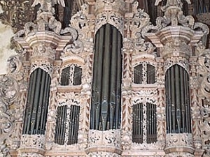 Ugāle Pipe Organ Workshop