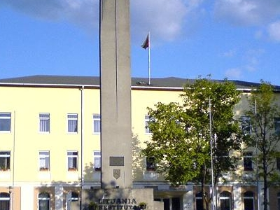Ukmerge Monument