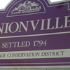 Unionville Sign
