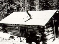 Upper Granite Canyon Patrol Cabin
