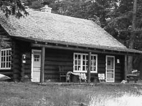 Upper Lake McDonald Ranger Station Historic District