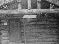 Upper Nyack Snowshoe Cabin