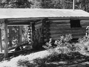 Upper Park Creek Patrol Cabin