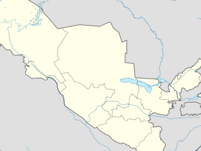 Urgench Is Located In Uzbekistan