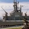 USS Cod Submarine Exterior