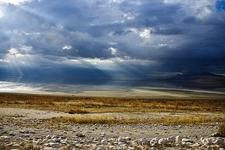 UT Great Salt Lake Sunrise