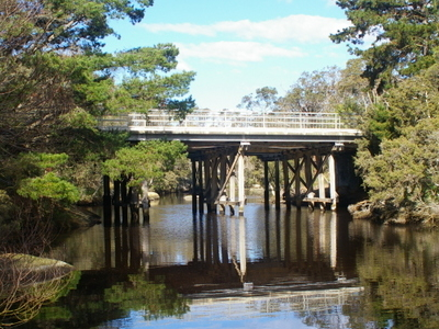 Upper King River Bridge
