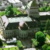 Main Building Of The University Of Zurich