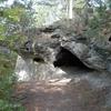 Vadlán cave