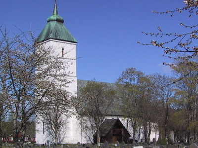Vaernes Church