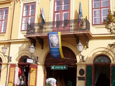 Vajda House, Szeged