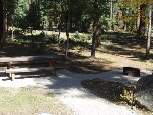 Vallecito Campground
