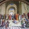 Vatican Museum - Raphael Rooms - School Of Athens