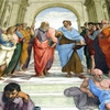 Vatican Museums - Raphael Rooms - The School Of Athens