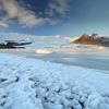 Vatnajokull Glacier Iceland