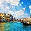 Grand Canal From Rialto Bridge