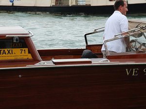 Venice Private Arrival Transfer By Water Taxi: Cruise Port To Central Venice Photos