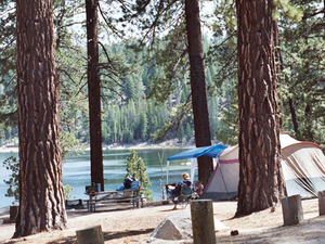 Vermillion Campground