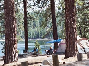 Vermillion Campground
