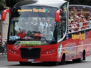 Verona Tourist Bus Photos