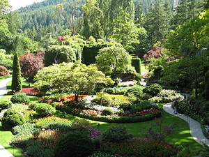 Victoria And The Butchard Gardens Tour Photos