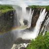 Victoria Falls - Zambia-Zimbabwe Border