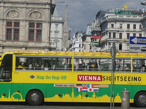 Hop on Hop Off Vienna Citysightseeing Tour Photos