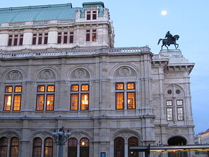 Vienna Evening Photos