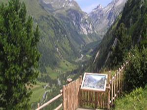 Horlachtal Valley