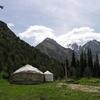 View Al-Archa Canyon In Kyrgyzstan