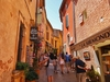 View Alley In Roussillon