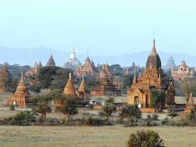 Bagan Temples - Myanmar