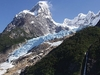 View Balmaceda Glacier In Chile Patagonia