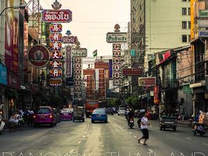 Bangkok Chinatown & Night Markets Photos