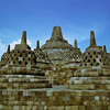 View Borobudur - Indonesia