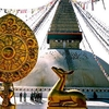 View Boudhanath Stupa - Kathmandu