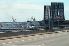 View Casco Bay Bridge - Portland ME