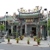 View Chinese Temple In Georgetown - Penang