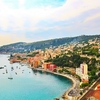 View From Cap Ferrat Village - France