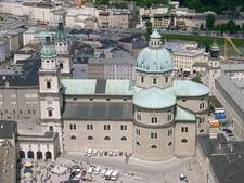 View From Festung Hohensalzburg